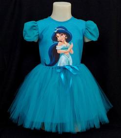 8e2c53d586 Vestido Infantil Estampa De Bailarina no Mercado Livre Brasil