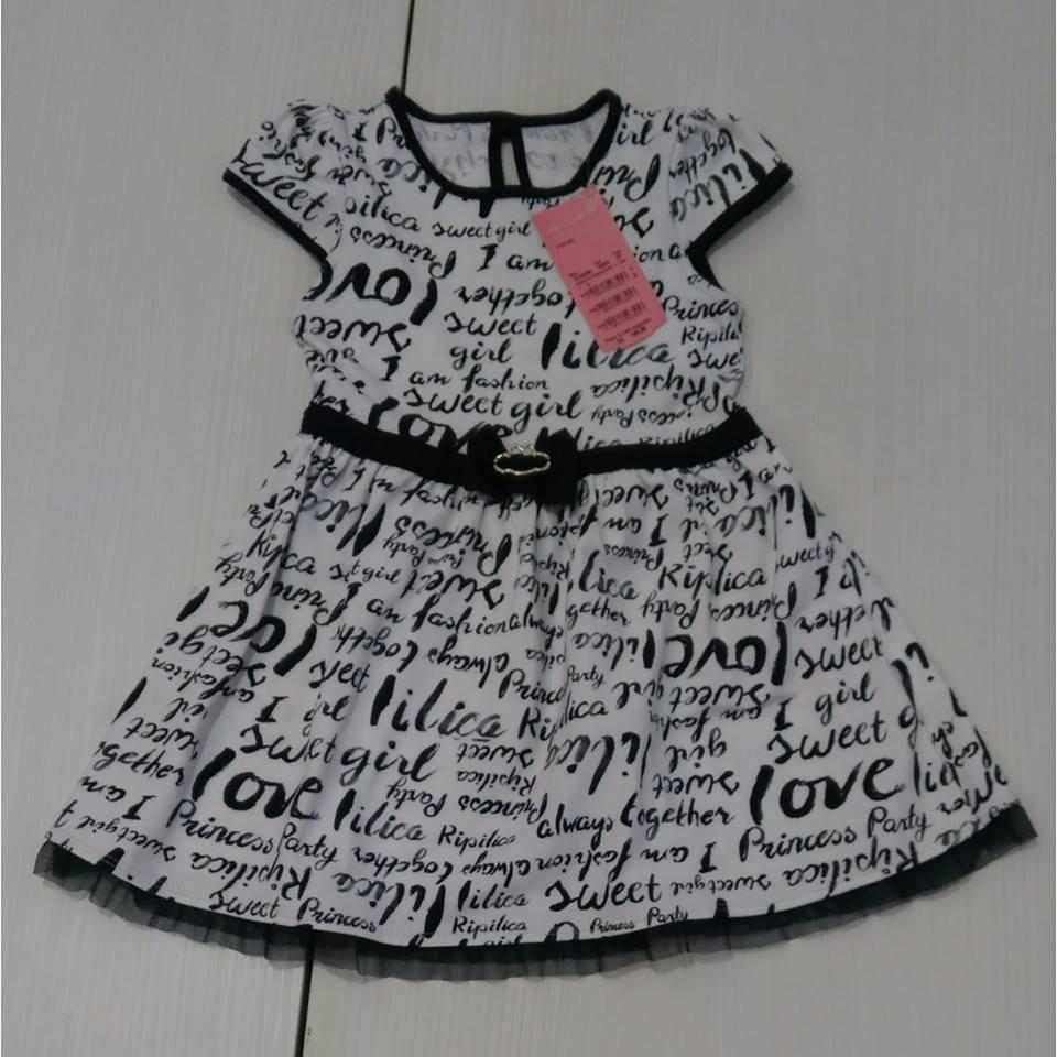 f0ae8d74e Vestido Infantil Lilica Ripilica Original - R$ 152,00 em Mercado Livre