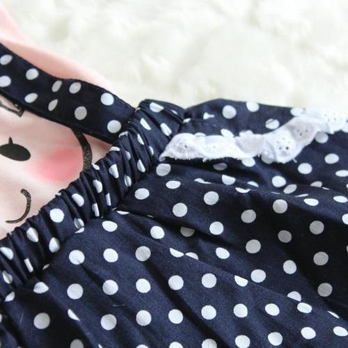 vestido infantil menina jardineira