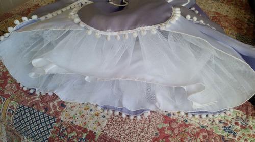 vestido infantil princesa sofia luxo!!!