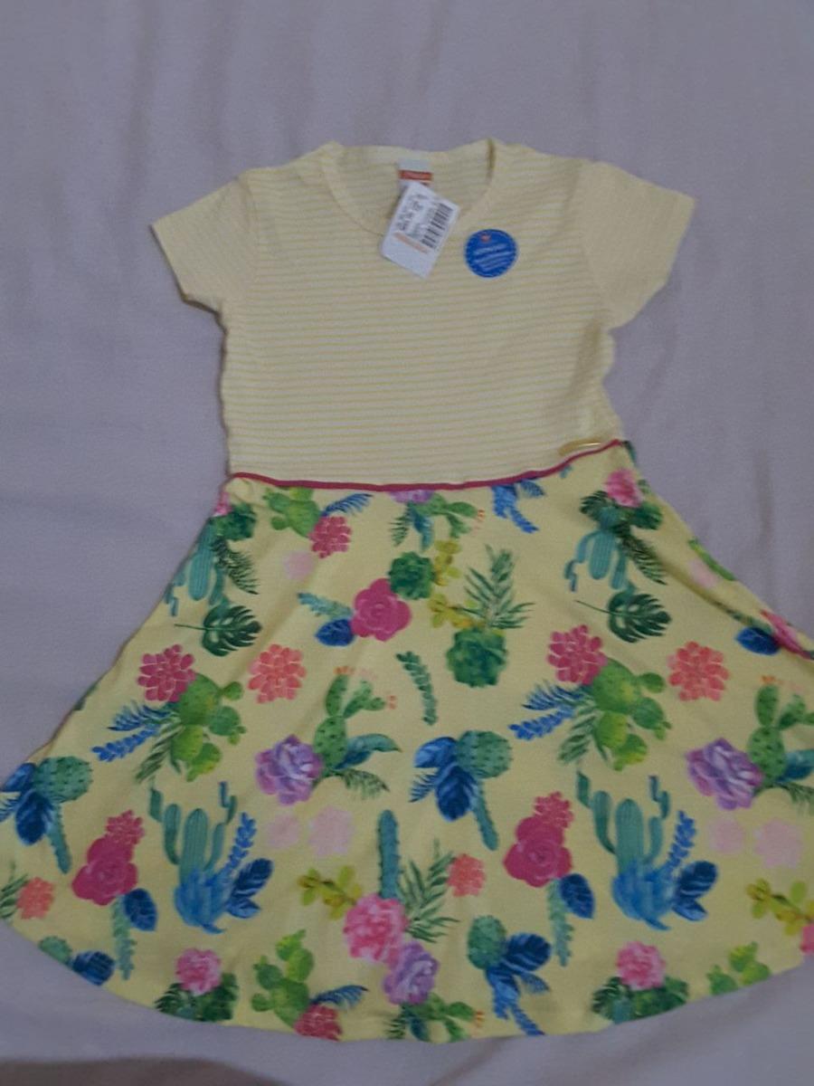 6d755ef9ee71 Vestido Infantil Tamanho 10. - R$ 45,00 em Mercado Livre