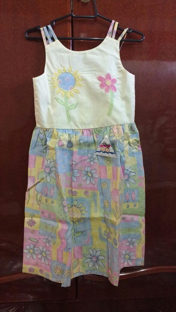 7fea35555c66 Vestido Infantil Tamanho 10 Anos - Parte 3/5 - R$ 59,90 em Mercado Livre