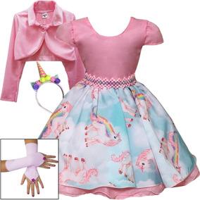 4d7fe6ea6 Vestido Infantil Dinda - Vestidos para Meninas Festa com o Melhores ...