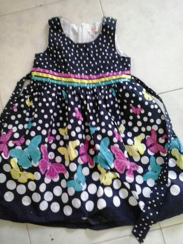 vestido infantil veste 4/5 anos novo importado
