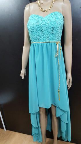 vestido irregular...