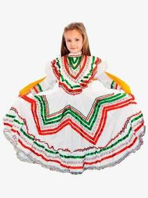 Vestido Jalisco 68 Variante