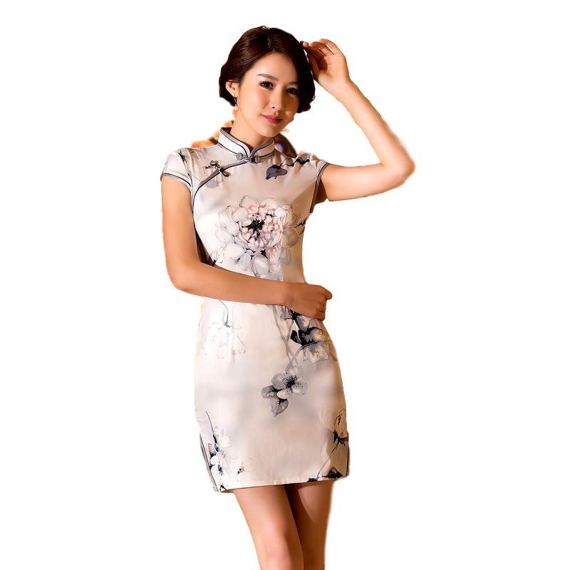 427be591f vestido japones oriental cheongsam luxo varios modelos. Carregando zoom.