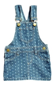 26bd4d6b0 Jardinero De Jeans Para Bebe Recien Nacido - Ropa y Accesorios en ...