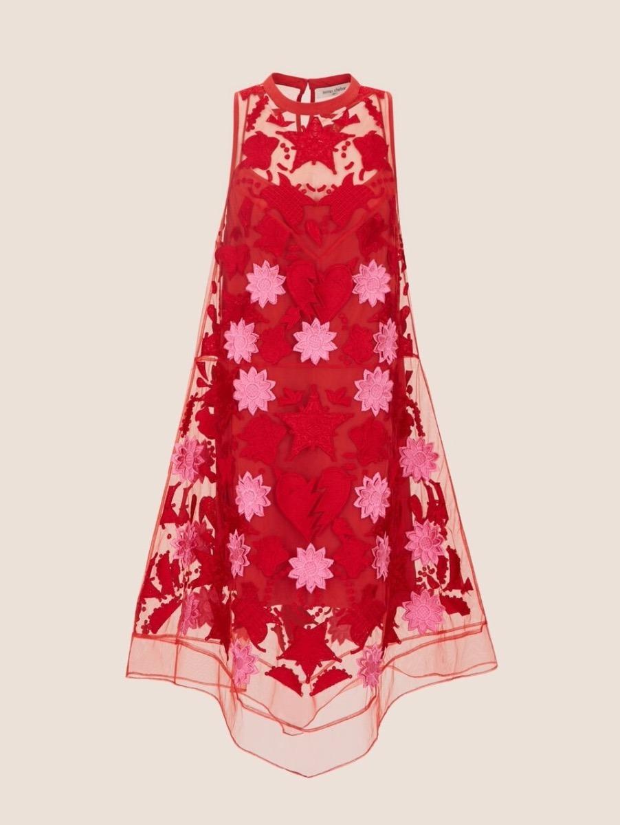 Vestido Jazmin Chebar - $ 12.500,00 en Mercado Libre