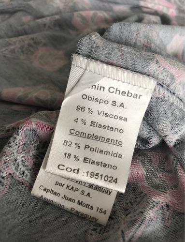 vestido jazmín chebar