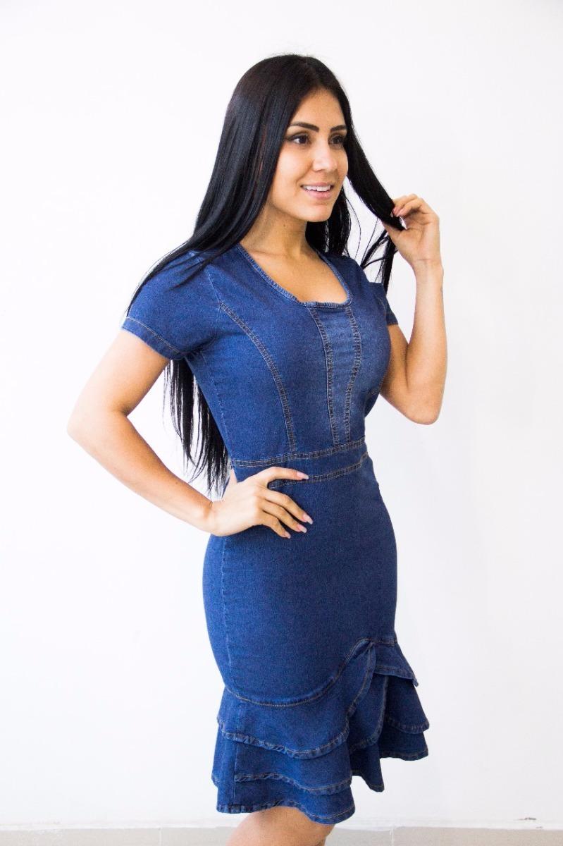 Imagenes de vestidos jeans evangelicos