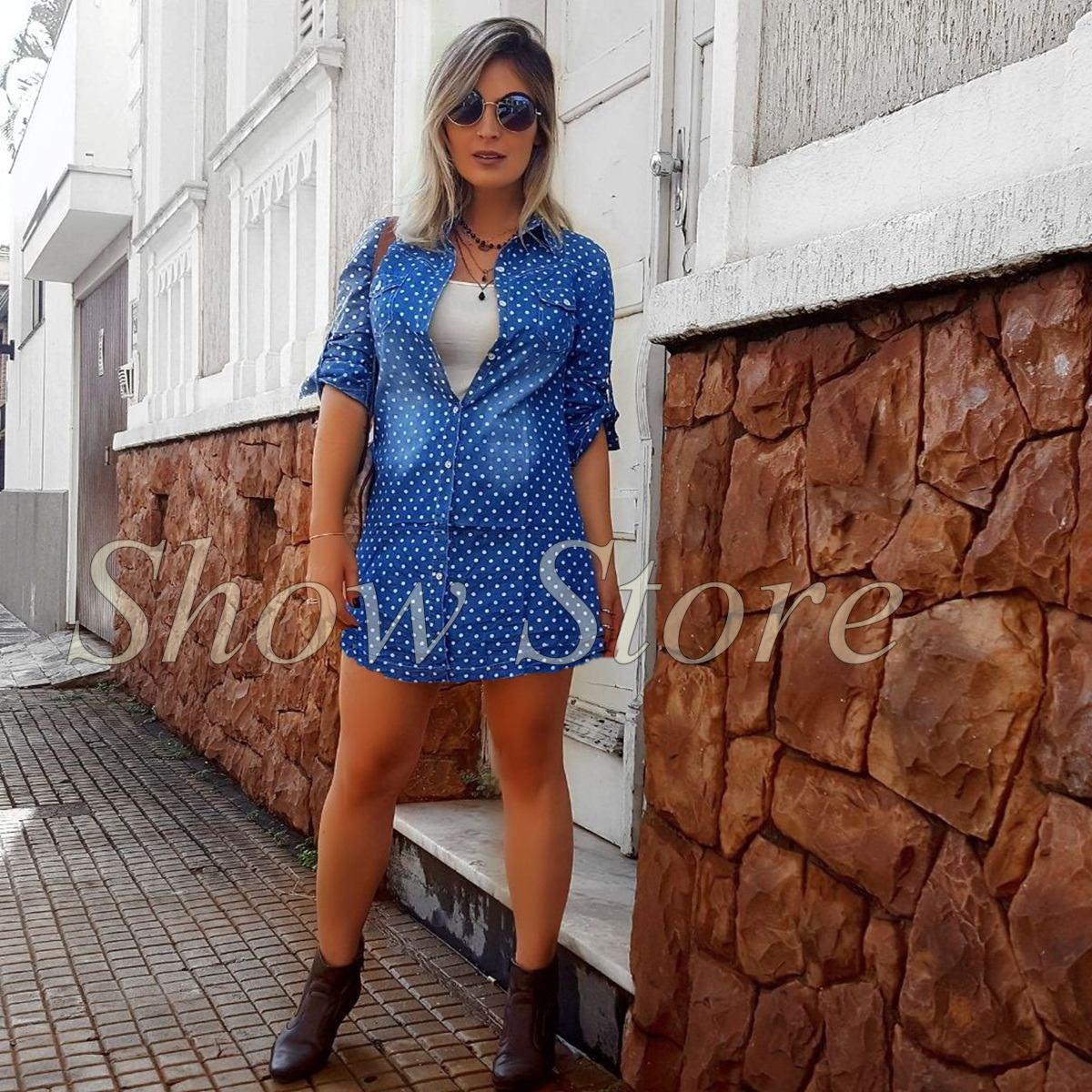 Mercado livre roupas femininas vestidos jeans