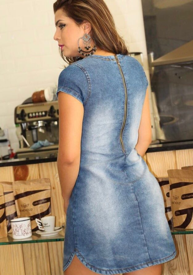 Vestido jeans g