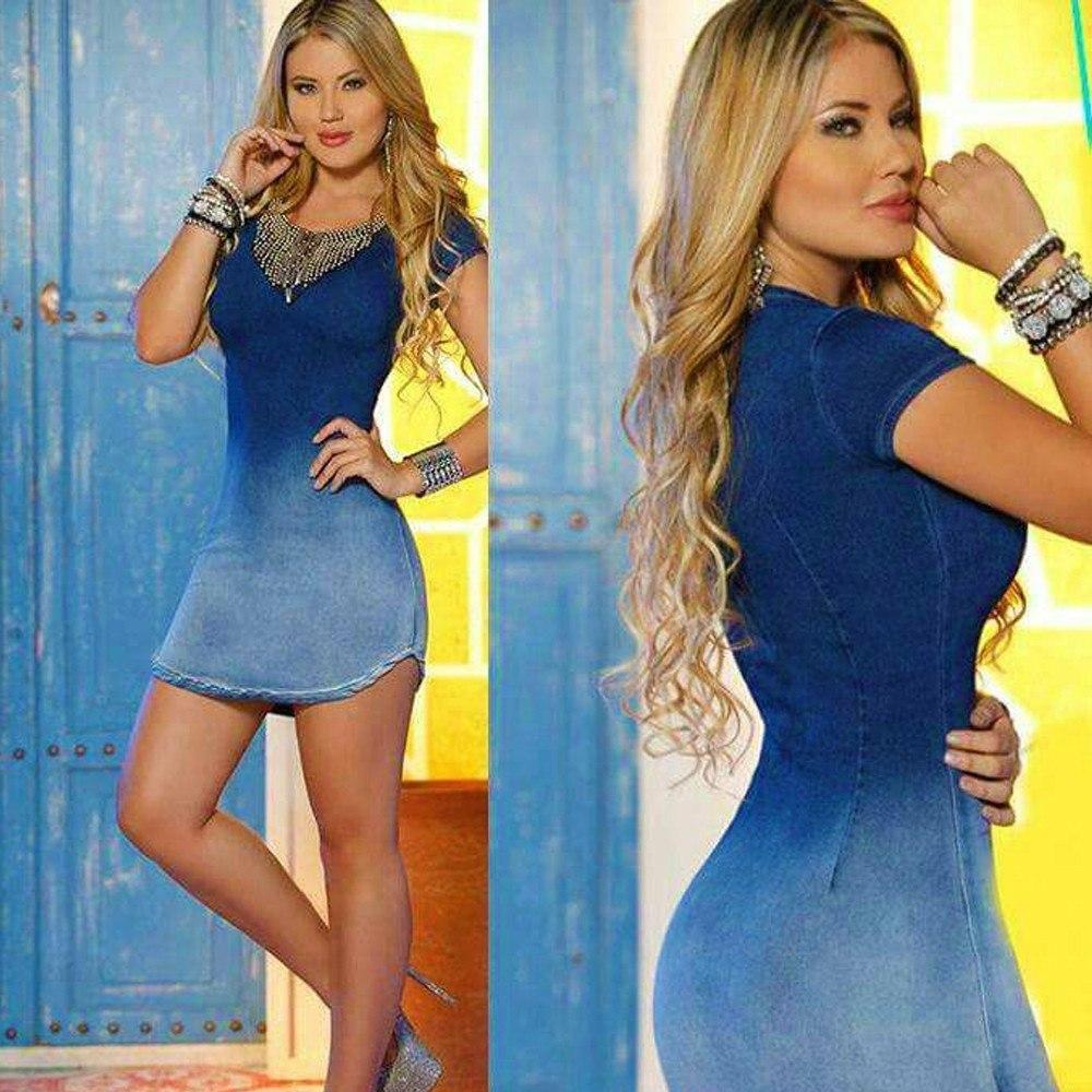 2ac4bd224 vestido jeans feminino curto moda instagram frete grátis. Carregando zoom.