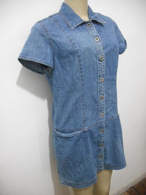 Vestido jeans gap