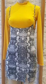 92b1a4fc5 Tela Crepe Marroqui - Vestidos de Mujer en Mercado Libre Argentina
