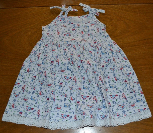 vestido junior pima fresco musculosa crochet little treasure