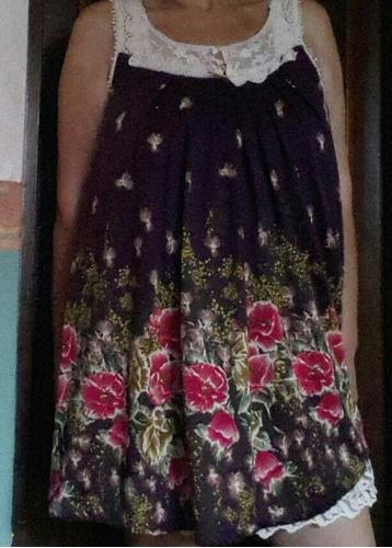 vestido juvenil t m.medidas.san isidro