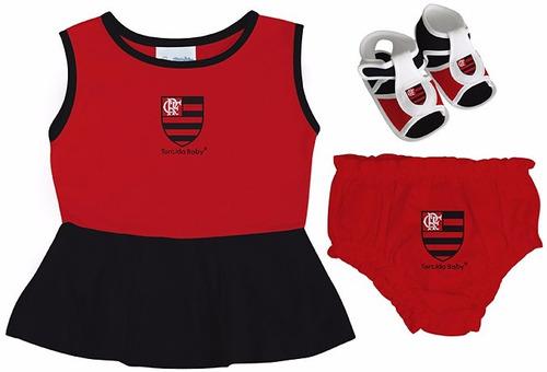 vestido kit 3 pçs - original - tudo a preço de custo