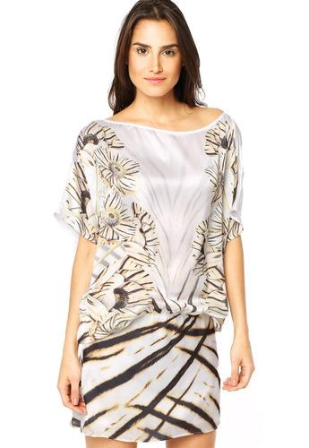 vestido lança perfume fantasy branco