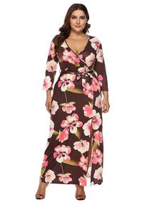 obtener online tienda del reino unido productos de calidad Vestidos Largos Otoño - Vestidos de Mujer Casual Largo ...