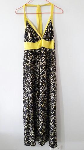 vestido largo casual talla unica una sola postura