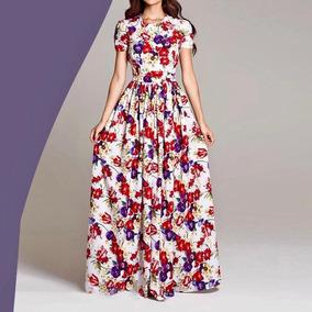 Vestidos Largos Color Rosa Palo Vestidos De Mujer Largo