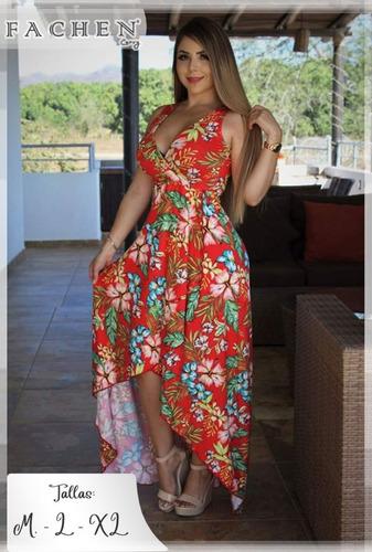 vestido largo corte