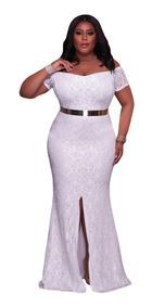 Vestido Corta Con De Vestidos Manga Cola Largo Mujer Floreado qzVSUMpG