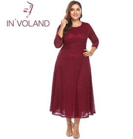 e10d42db4fe Vestidos Para Fiesta De Coctel Tallas Grandes - Vestidos en Mercado Libre  México