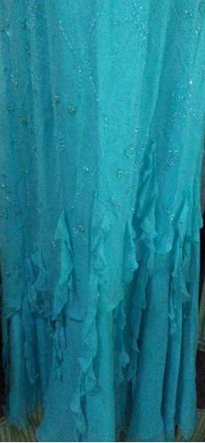 vestido largo de fiesta dama nuevo elegante oferta