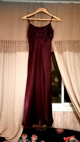 vestido largo de fiesta!!!  importado