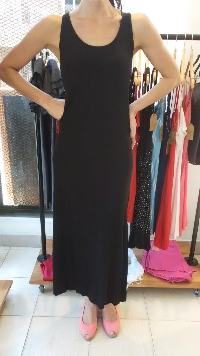 7167d3187 Vestido negro largo morley - Vestidos baratos