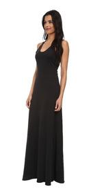 52354a639 Vestido Largo De Mujer Maxi Faldas Art875