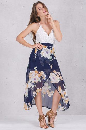 vestido largo de verano(por encargue)