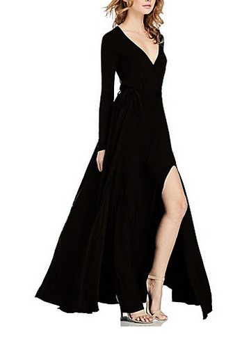 vestido  largo elegante de fiesta envió gratis.