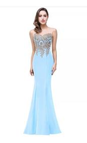 Vestido De Sears Vestidos Noche Largos Mujer Vestidos De
