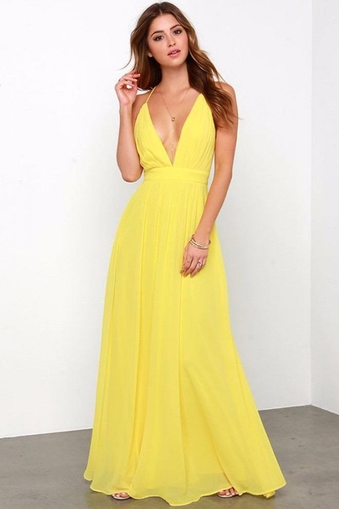 Vestido largo eventos moda asi tica todas tallas colores bs en mercado libre - Colores de moda ...