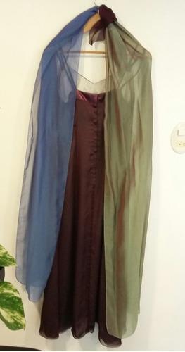 vestido largo (fiesta)