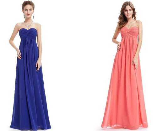 vestido largo fiesta gala matrimonio elbauldecorina 0101133