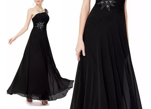 vestido largo fiesta gala noche elbauldecorina 0101135