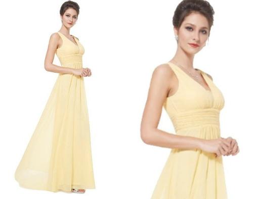vestido largo - fiesta - matrimonio elbauldecorina 010101