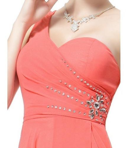 vestido largo gala fiesta matrimonio elbauldecorina 010178