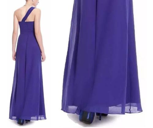 vestido largo gala fiesta noche elbauldecorina 010168