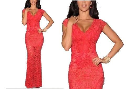 vestido largo gala fiesta noche elbauldecorina 010185