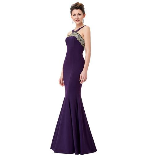 10f67056fe vestido fiesta de noche largo graduación envío gratis nuevo · vestido largo  graduación