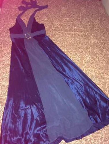 vestido largo importado de fiesta