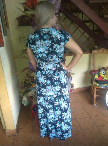 vestido largo mujer ropa
