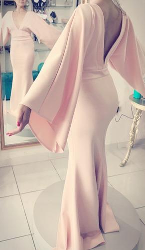 vestido largo noche