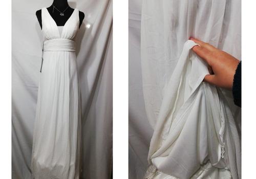 vestido largo novia matrimonio fiesta elbauldecorina 0101134